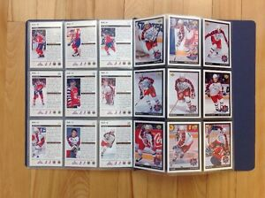 McDonald Allstar Hockey Upper Deck Cards 1992-93 West Island Greater Montréal image 4
