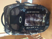 Oakley Carry On Suitcase