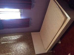 IKEA bed for sale w mattress