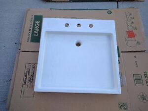 Kohler 2 x 2 Low Pro Sink
