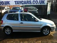 2001 VW POLO 1.4 E 12 MONTHS MOT!! NOW £995