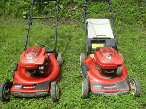 Lawnmower & trimmer tune ups for $60.00 + parts
