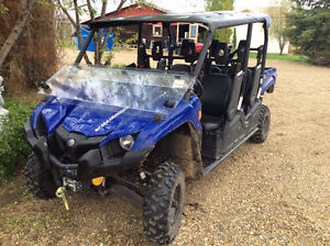 Yamaha Viking Side by Side 6 seater for sale
