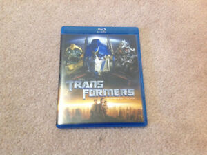 Transformers - BluRay - Lightly used & in good condition
