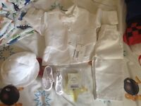 Baptizim outfit 6m including shoesP
