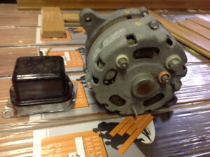 Ford alternator and regulator