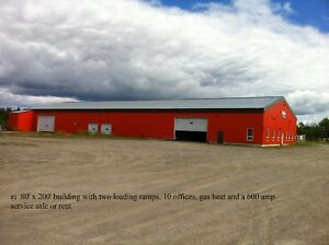 building for rent or sale in fort frances northwestern Ontario