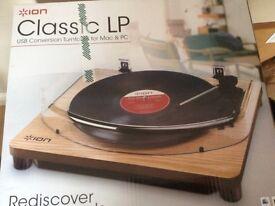 Convert vinyl to PC record player