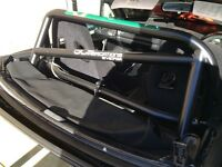 GC Frabrications Roll Bar with Harness Bar