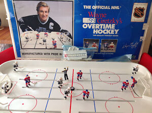 Electric Football and Table Top Hockey Games.