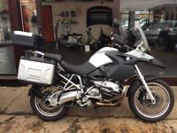 Low Mileage BMW R 1200 GS 2006 VGC