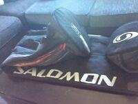 Salomon 180 x2pr ski / board carry bag