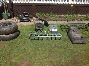 Lots of parts for a big bear or kodiak $100