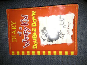 Wimpy Kid Double Down book for sale