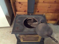 Carmor Top Loading Wood Stove For Sale
