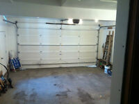 Garage 2 spots available