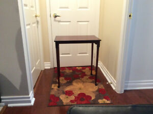 Bombay Coffee  table (small chocolate color)