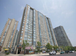 2 Bedroom Condo For Rent Right Beside Square One!