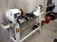 AXMINSTER M900 VARIABLE SPEED revolving head WOODTURNING WOOD LATHE