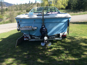 Great Fishing Boat or Runabout