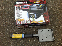 Champion Winch Kit - 2500 lb