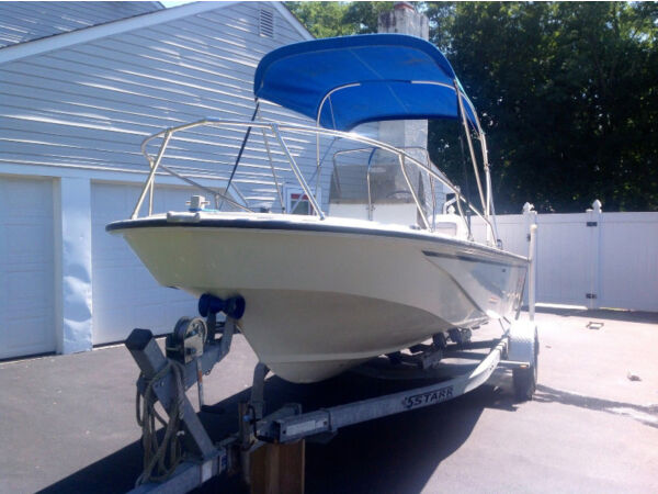 Used 1982 Boston Whaler Outrage