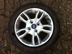 Ford Fiesta 2014 2015 genuine 15 inch alloy wheel for sale