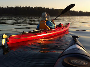 2 ocean kayaks and all accessories