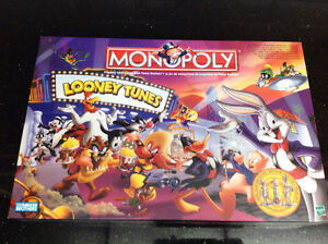Monopoly Looney Tunes (limited collectors edition) board game Oakville / Halton Region Toronto (GTA) image 1