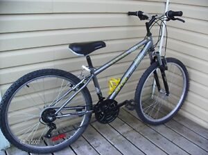 26 inches wheel bicycle 18 speeds  $100.00 .