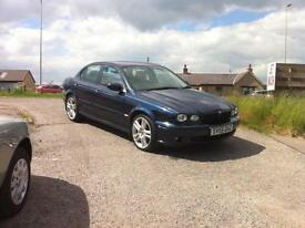 *Deposit taken* 2005 55 Jaguar X-TYPE 2.5 V6 Sport (only 67000 miles)