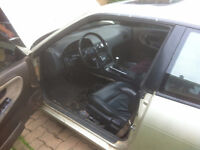 1992 Nissan 240SX leather Coupe (2 door)