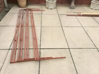 GARAGE ROOF TRUSSES ( 4 in total)