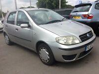 Fiat Punto 1.2 16V DYNAMIC (grey) 2004