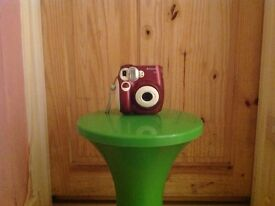 Second hand Poloroid 300 instant camera.