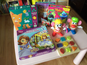Toddler toys (2-3 years old)