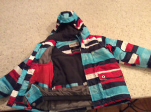 4T insulated jacket