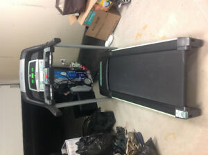 Treadmill hardly used