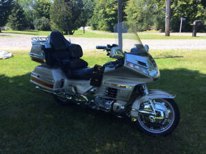 1998 Honda Gold Wing 1500 SE