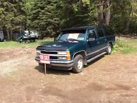 1996 Chevrolet Suburban Ls Other