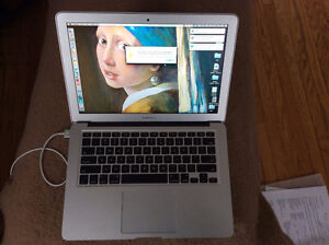 Barely used MacBook Ice +peripherals
