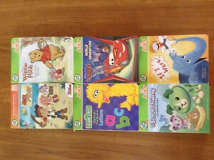 Leapfrog Tag Junior Readers, Books , USB Cord & Case
