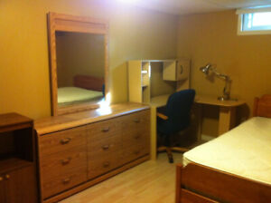 Room for rent with own bathroom