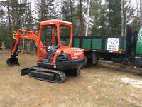 (TD Builders) Mini Excavation and Construction Service