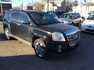 2010 GMC Terrain SLT-2/ 2 year warranty LEATHER AWD
