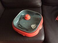 Electric casserole dish