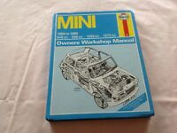 Mini Haynes manual