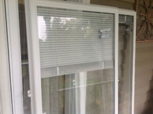 ODL Blinds for French doors.