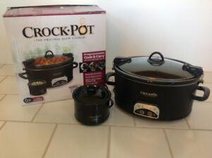Crock Pot combo for sale