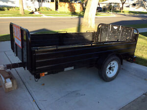 Utility trailer 8 foot